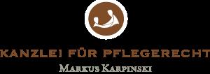 Kanzlei für Pflegerecht Markus Karpinski Logo