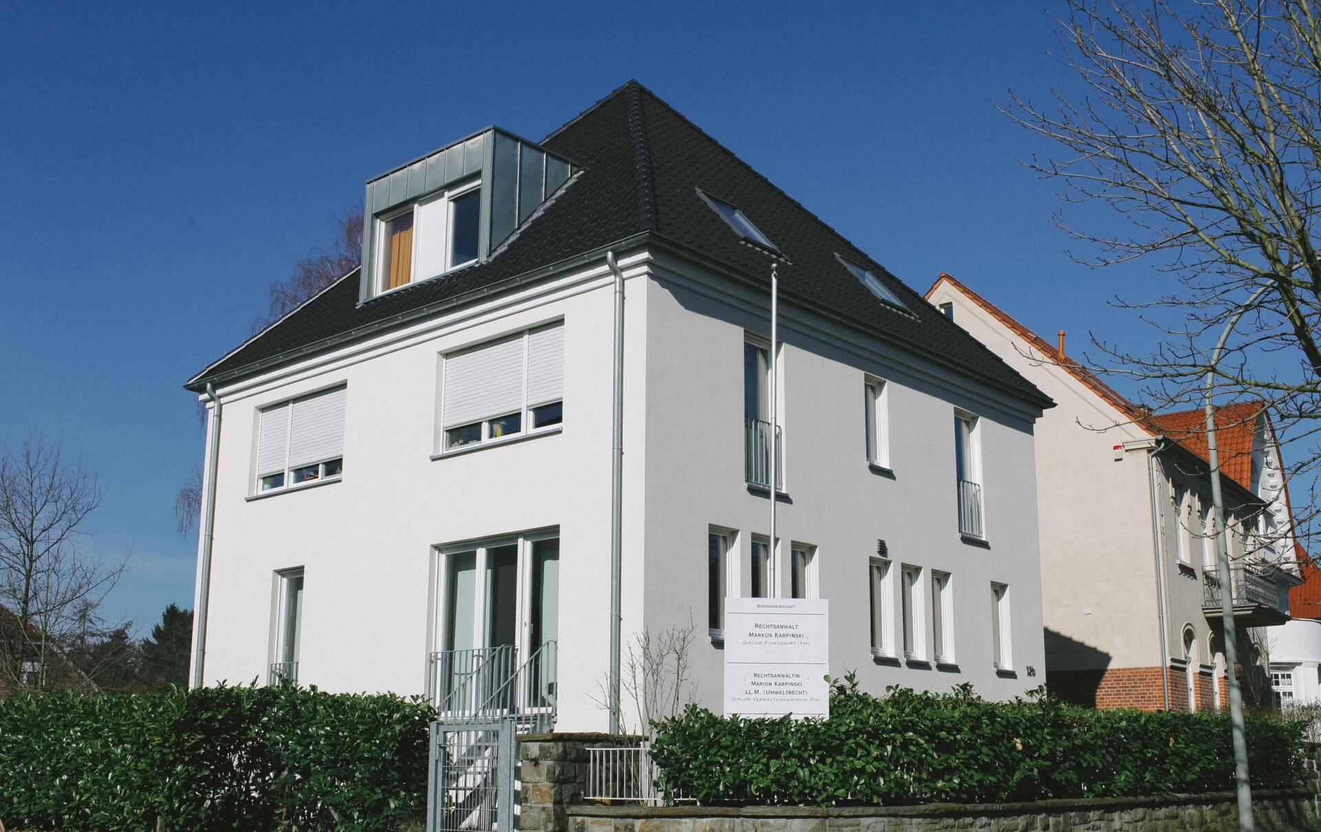 Kanzlei für Pflegerecht Markus Karpinski
